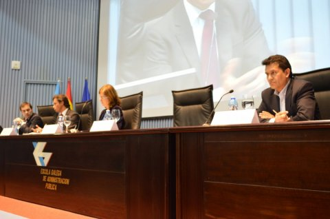 Cooperación transfronteiriza na Eurorrexión Galicia-Norte de Portugal e protección dos intereses financeiros da Unión Europea  - I Seminario Internacional sobre transparencia administrativa e protección dos intereses financeiros da U.E. na Eurorrexión Galicia-Norte de Portugal